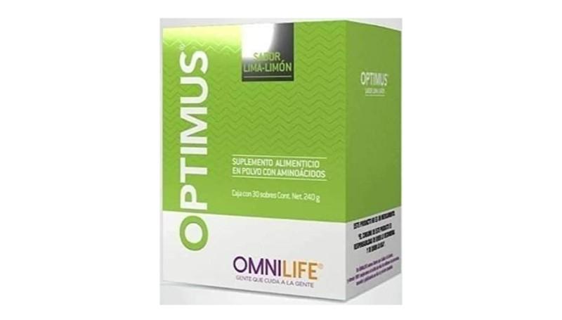OMNILIFE - OPTIMUS - Mejora de memoria, concentración y..